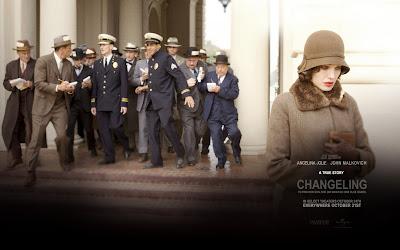 Angelina Jolie in Changeling