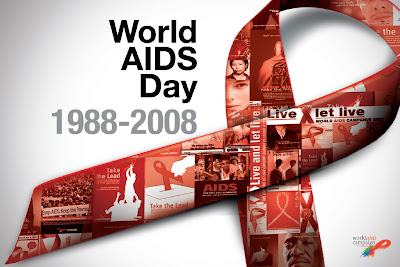 World AIDS Day on 1st December