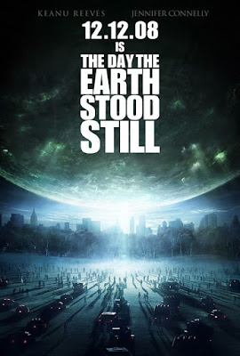 The Day The Earth Stood Still 2008 movie poster