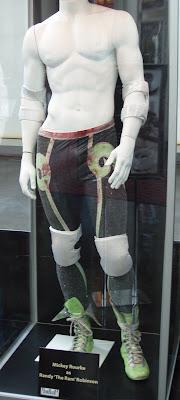 The Wrestler film costume