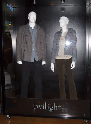 Costumes from the film Twilight