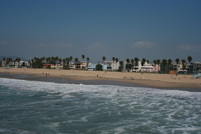 Venice Beach Coastline
