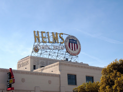 Helms Bakery - local landmark of Culver City