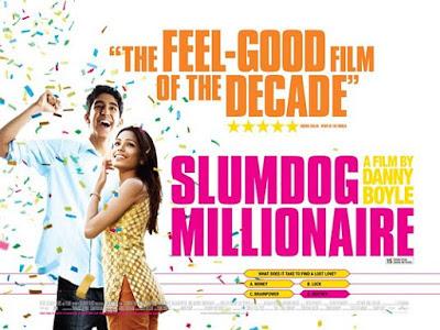 Slumdog Millionaire film poster