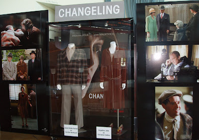 Costumes from the Changeling movie