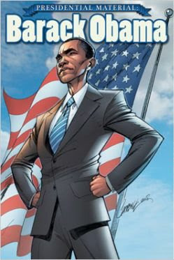 Barack Obama Presidential Material cover