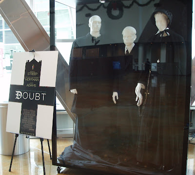 Film costumes from DOUBT