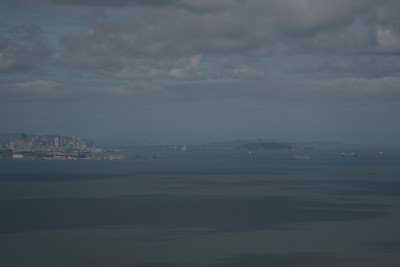 San Francisco from afar