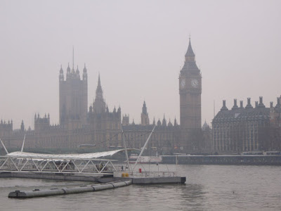 Palace of Westminster or Houses of Parliament