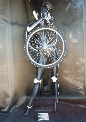 Eio bike wheel art creation