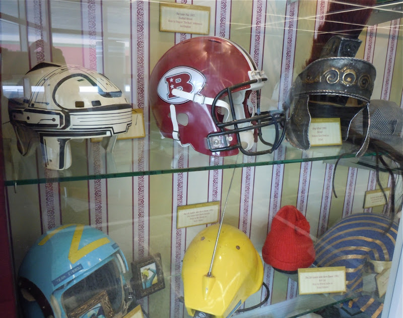 Disney movie hats and helmets