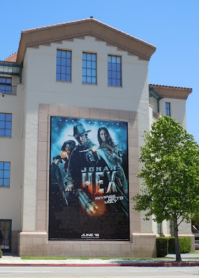 Jonah Hex movie billboard