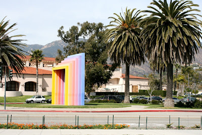 Colourful Santa Barbara
