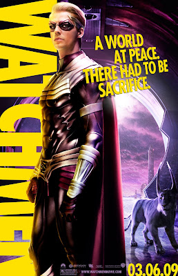 Ozymandius Watchmen movie poster