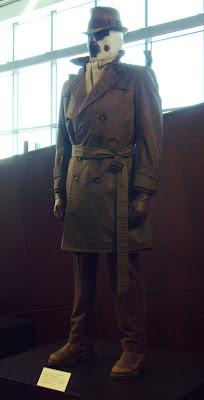 Rorschach Watchmen movie costume