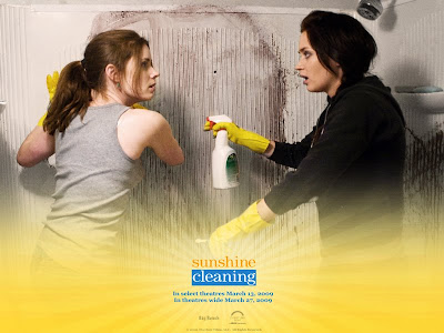 Sunshine Cleaning Amy Adams and Emily Blunt