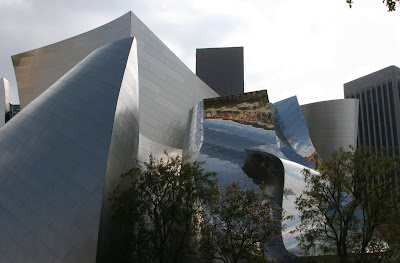 Walt Disney Concert Hall incredible design