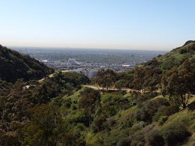 Runyon Canyon hike