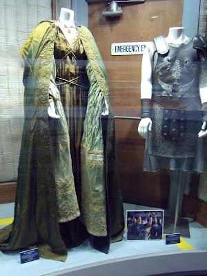 Original Gladiator movie costumes