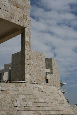 The Getty Center architecture