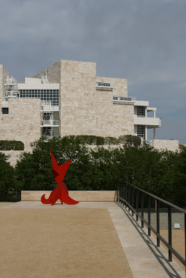 Getty Center West Pavilion