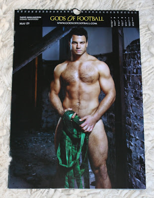 Hot gods with hot bods for May... ~ Jason in Hollywood