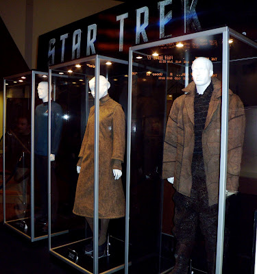 New JJ Abrams Star Trek movie costumes