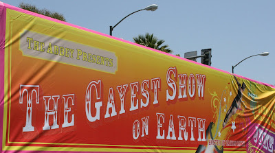 West Hollywood Pride 2008 The Gayest show on Earth