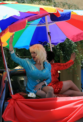 West Hollywood Gay Pride fabulousness 2008