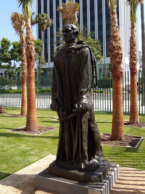 Jean d'Aire Rodin bronze sculpture