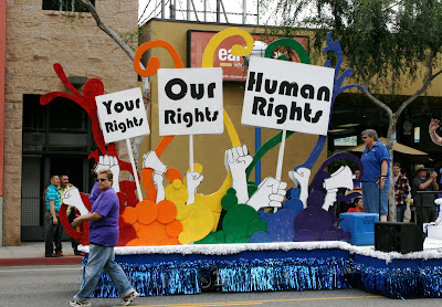 Equality at West Hollywood Gay Pride Parade 2009