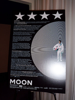 Moon poster film review