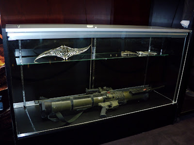 Transformers 2 movie props