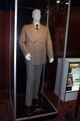 Original Christian Bale Public Enemies movie costume