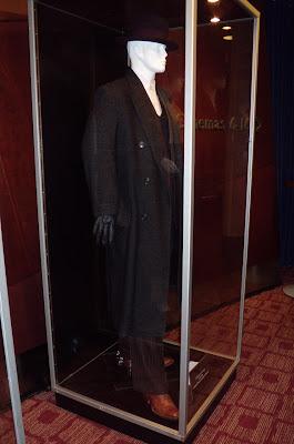 Johnny Depp's John Dillinger Public Enemies movie costume