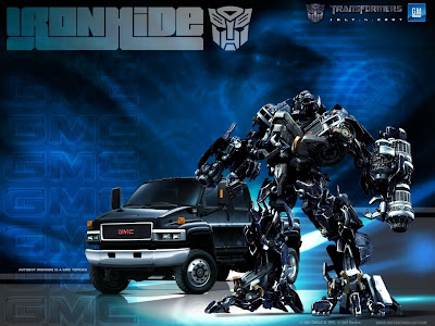 Transformers Autobot Ironhide