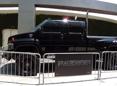 Transformers 2 Autobot truck Ironhide