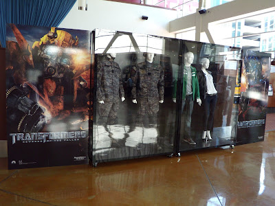 Original Transformers 2 movie costumes