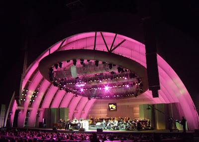 Aretha Franklin Hollywood Bowl 26 June 2009