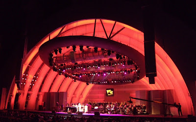 Aretha Franklin concert at Hollywood Bowl 26 June 09