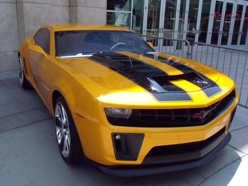 Transformers 2 Autobot Bumblebee Camaro car