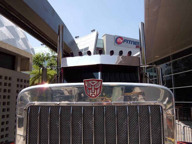 Transformers 2 Autobot Optimus Prime