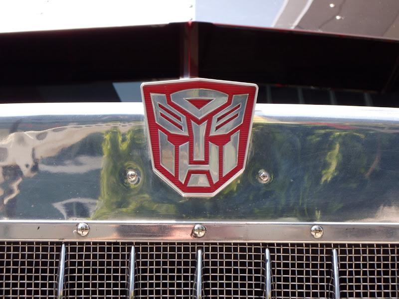 Iconic Transformers Autobot symbol