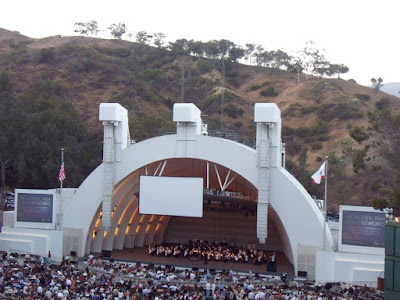 Hollywood Bowl Prokofiev concert