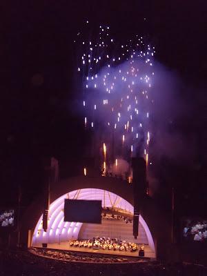Hollywood Bowl Prokofiev fireworks