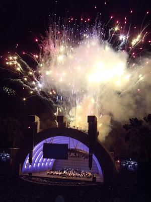 Hollywood Bowl Prokofiev spectacular fireworks