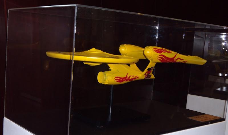 Replica of Star Trek Enterprise NCC-1701 by Jesus Diaz