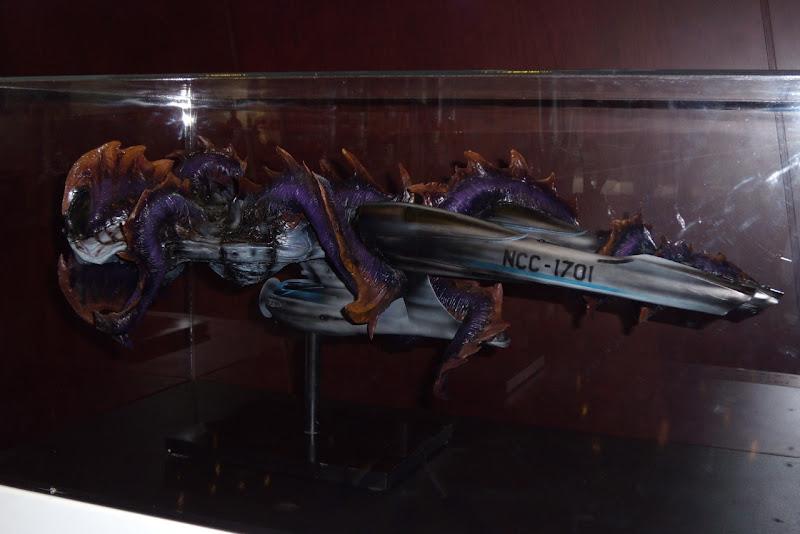 Star Trek Enterprise NCC-1701 replica by Rafael Burgos