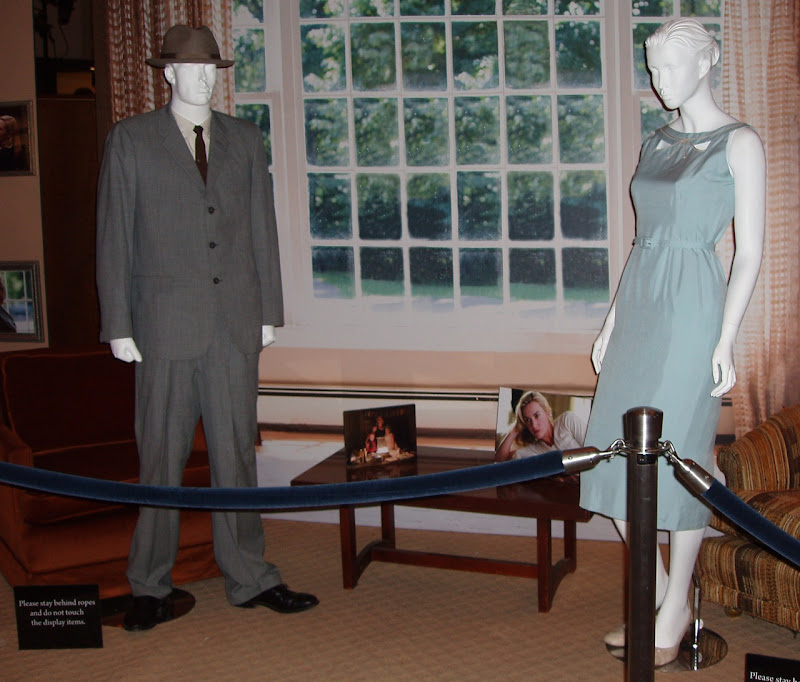 Movie costumes from Revolutionary Road