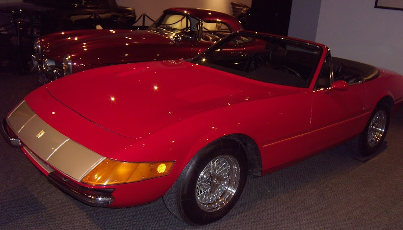 1The Gumball Rally Ferrari Daytona Spyder movie car